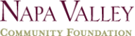 Logo of the Napa Valley Community Foundation