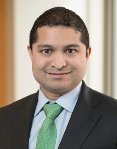 Ashish Shah, Managing Director, Vista Public Strategies