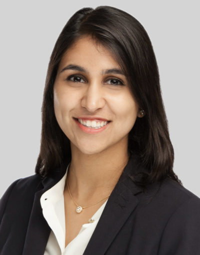 Aditi Shroff, Associate, Vista Equity Partners