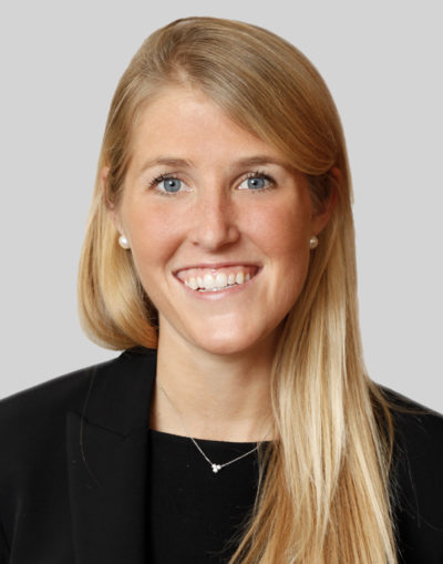 Elizabeth Walsh, Associate, Capital Markets, Vista Equity Partners